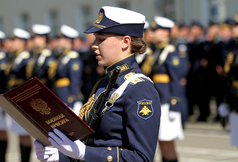 """""""Königinnen der Lüfte"""": Junge Frauen erobern die russische Luftwaffe"""