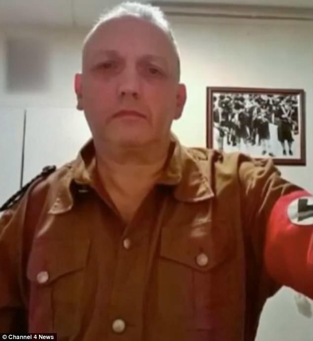 """""""Fühle mich entsetzlich schuldig"""": Britischer ex-Neonazi legt jüdische Herkunft offen und outet sich"""