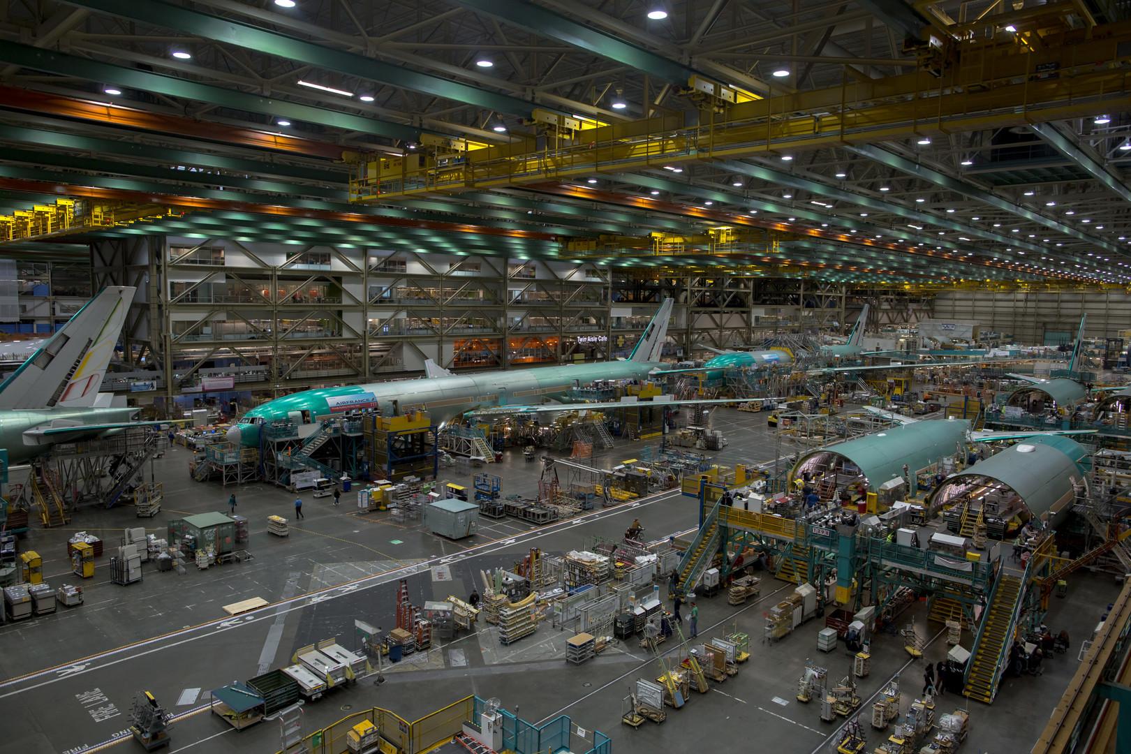 Apple, Airbus, Boeing und Autos: Russlands Rohstoffe stecken überall drin