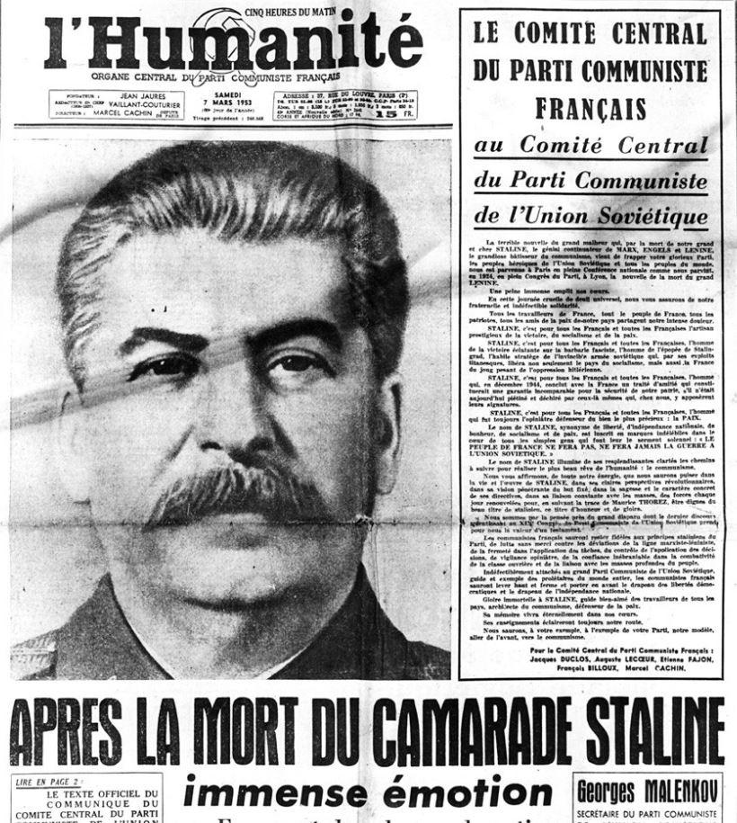 Stalins letzter Tag: Drei Theorien gehen von Mord aus