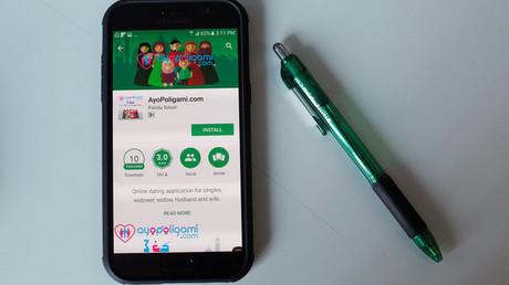 Die Frauen meines Herzens: Indonesier entwickelt umstrittene Polygamie-App