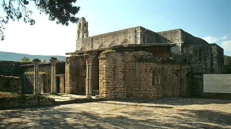 Grab des Heiligen Nikolaus in der Türkei entdeckt