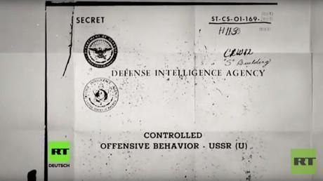 """""""Schallattacken in Kuba"""": US-Geheimdienstdokumente sprechen von Telepathieangriffen durch Sowjets"""