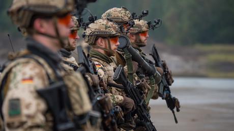 Bundeswehr erzielt Stationierungsabkommen mit Jordanien