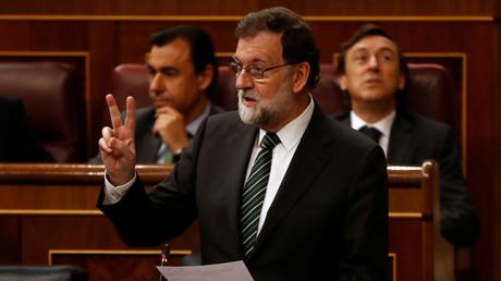 Macht nun offenbar Ernst: Ministerpräsident Mariano Rajoy.