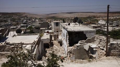 Russische Armee: US-Außenamt räumt erstmals Al-Nusras Nutzung von Chemiewaffen in Idlib ein (Symbolbild)