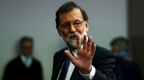 Mariano Rajoy kündigt Neuwahlen in Katalonien an - Regierung wird abgesetzt