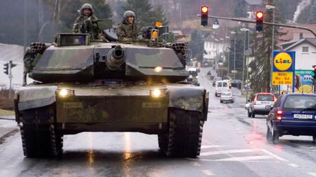Die amerikanischen Truppen wollen nicht mehr dauernd um Erlaubnis fragen, wenn sie ihre Truppen in Europa bewegen.