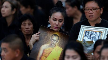 Fünf Tage Trauer: Thailand nimmt Abschied von König Bhumibol