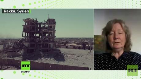 Die Journalistin Karin Leukefeld im Interview mit RT-Deutsch.