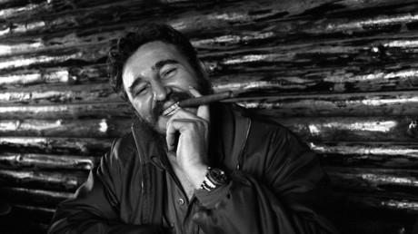 Der verstorbene kubanische Staatschef Fidel Castro