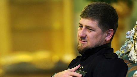 Das tschetschenische Oberhaupt Ramsan Kadyrow.