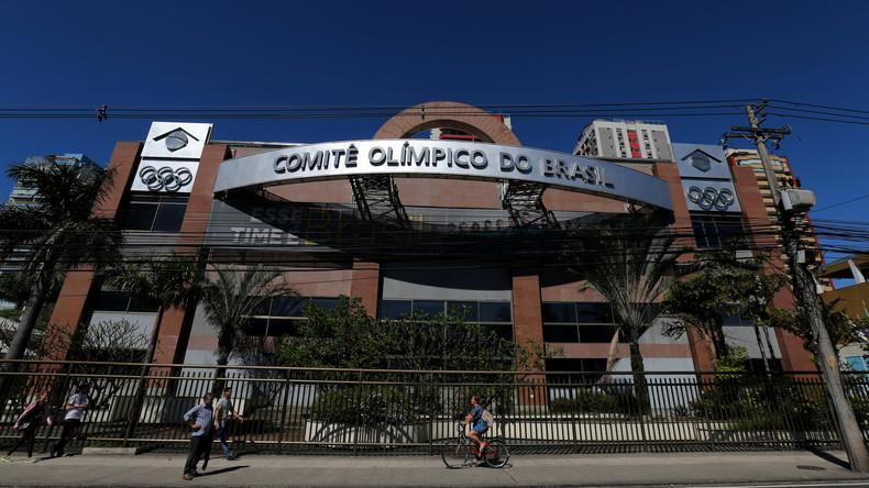 Nach Rio-Skandal: IOC stellt Rechte des brasilianischen Olympischen Komitees wieder her