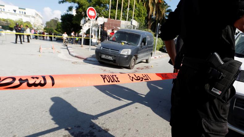 Polizisten in Tunesien mit Messer angegriffen – Täter in Gewahrsam
