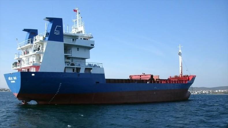 Türkischer Frachter mit zehn Menschen an Bord im Schwarzen Meer versunken
