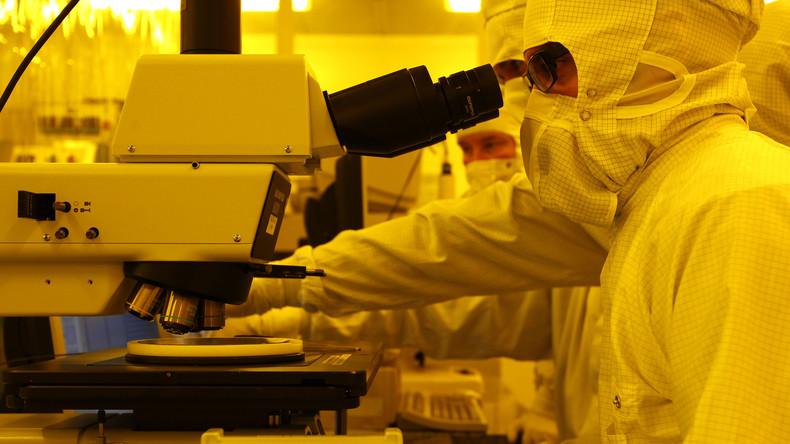 US Air Force: Keine böse Absicht - Wir sammeln biologische Proben von Russen für normale Forschung