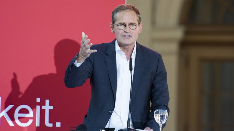 Solidarisches Grundeinkommen: Gespaltene Reaktionen auf Vorschlag von Berlins Bürgermeister Müller