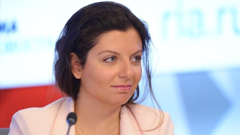 RT-Chefin Simonjan in Forbes Liste der 100 mächtigsten Frauen der Welt aufgenommen