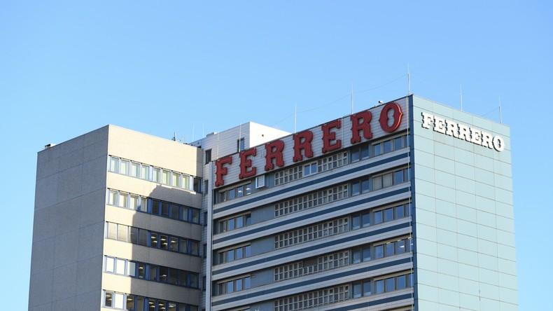 Gericht in Frankfurt verurteilt Ferrero zu mehr Transparenz für Verbraucher