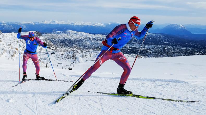 Russische Skiläufer versäumen Olympische Spiele 2018 wegen Dopings