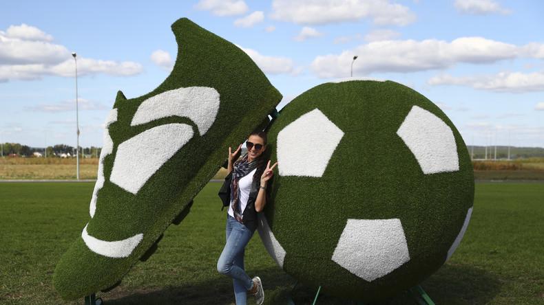 Russische Familie ergattert Luxusreise zu WM-Finale 2018