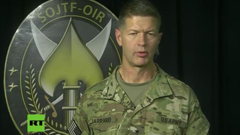 """""""Ähm 5.000, 4.000 - nein 500"""": Armeesprecher hat keine Ahnung, wie viele US-Soldaten in Syrien sind"""