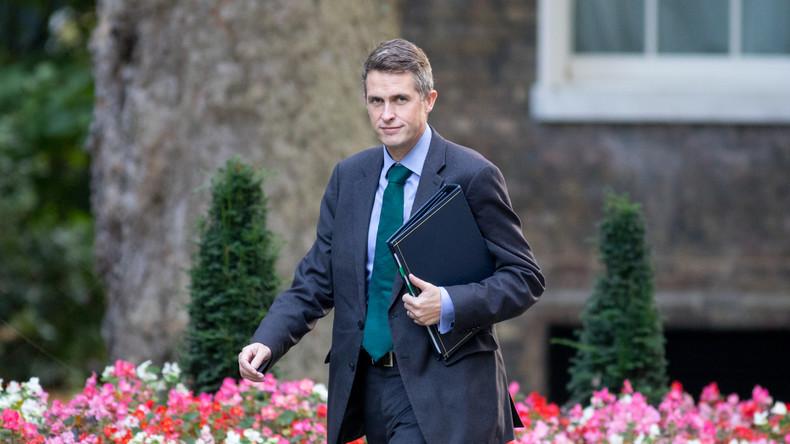 Gavin Williamson neuer Verteidigungsminister Großbritanniens