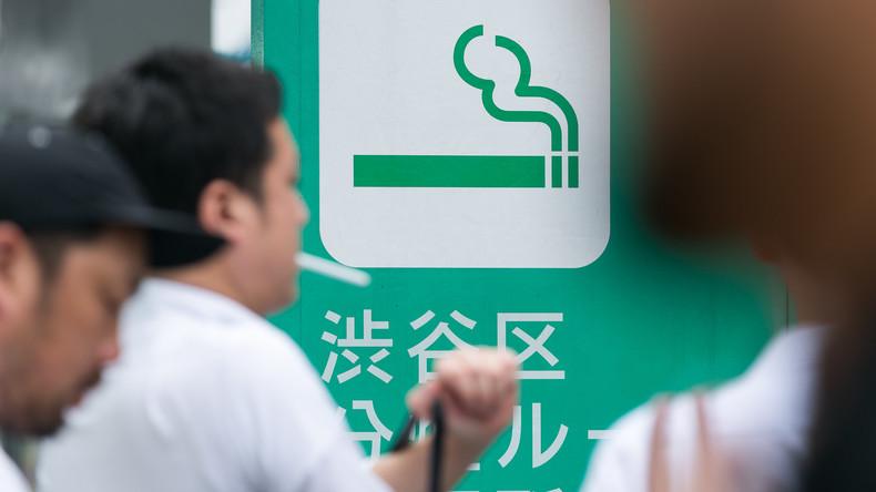 Japanische Firma fördert Nichtraucher mit zusätzlichen Urlaubstagen
