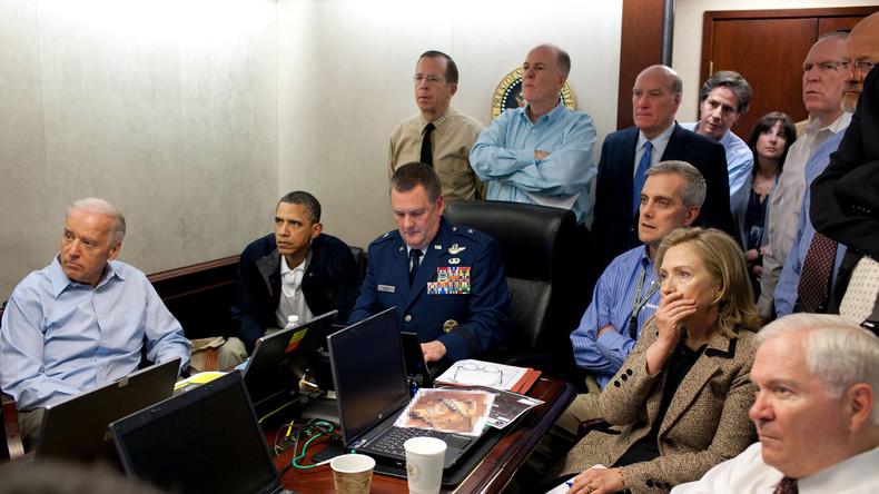 CIA veröffentlicht Bin Laden-Archiv: US-Terrorexperten verbreiten Verschwörungstheorien
