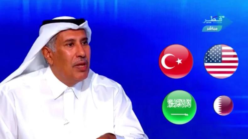 Waffen, Al Nusra & Saudis: Ex-Außenminister Katars plaudert über Syrien-Krieg aus dem Nähkästchen