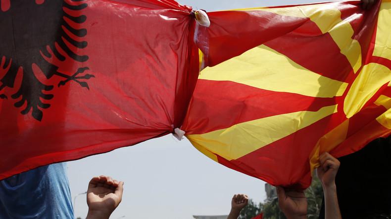 Gericht in Mazedonien verurteilt 33 Albaner wegen Terrorismus