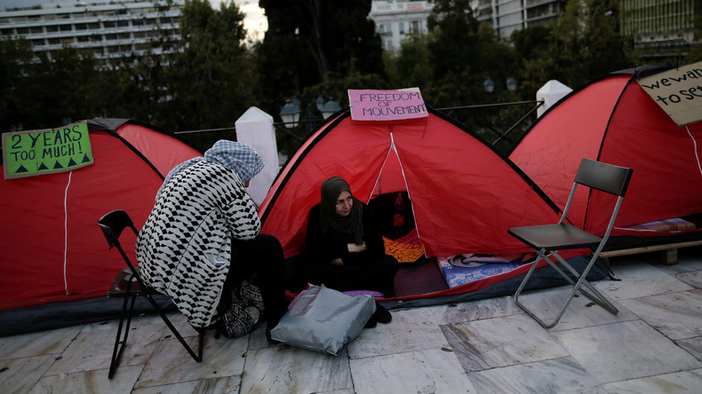 Rückführungen von Flüchtlingen in die Türkei kommen nur langsam voran