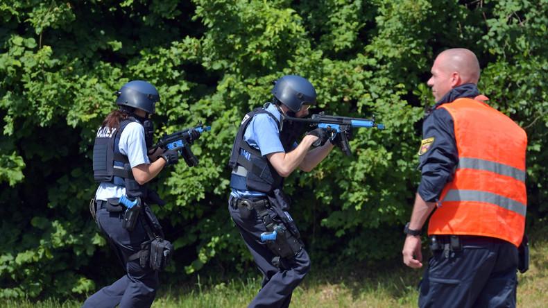"""Berliner Polizei-Beamter fragt in Brief an Polizeiführung: """"Wann fällt der erste Schuss?"""""""