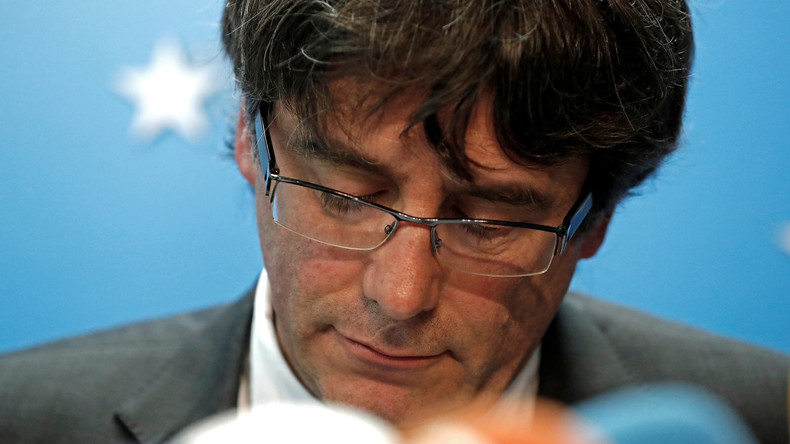 Puigdemonts Anwalt bestätigt: Haftbefehl gegen katalanischen Ex-Regierungschef ausgestellt