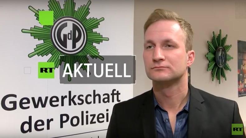RT-Interview mit Sprecher der Polizeigewerkschaft GdP zu Vorfällen in Berliner Polizeiakademie