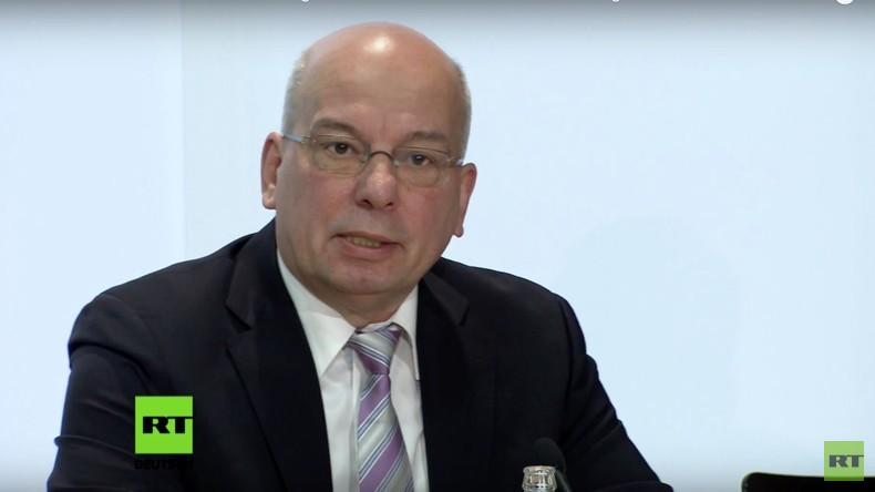 Rainer Wendt: Einsatz von Gummigeschossen ist nicht mehr notwendig [Video]
