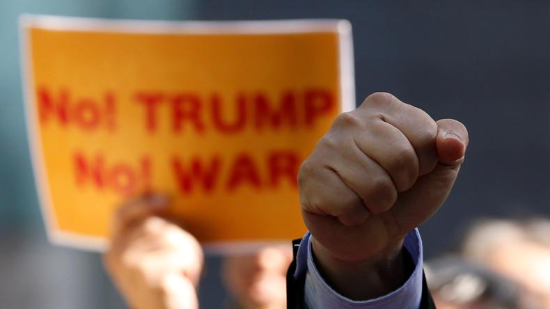 Japan im Trump-Fieber: Zwischen Sicherheitsvorkehrungen und Protesten