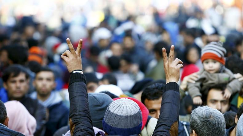 Zahlen-Gespenst: Mutmaßlich 30.000 Asylbewerber in Deutschland untergetaucht
