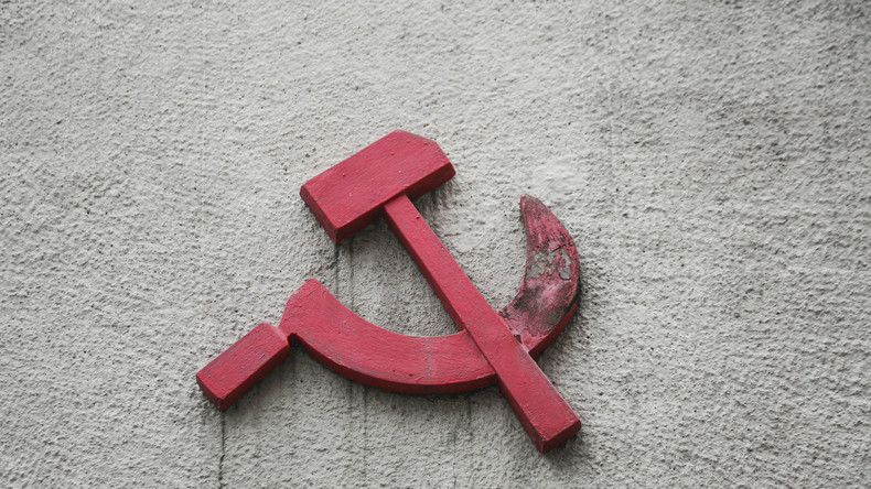 Schuld am Kommunismus sind immer nur die Russen!