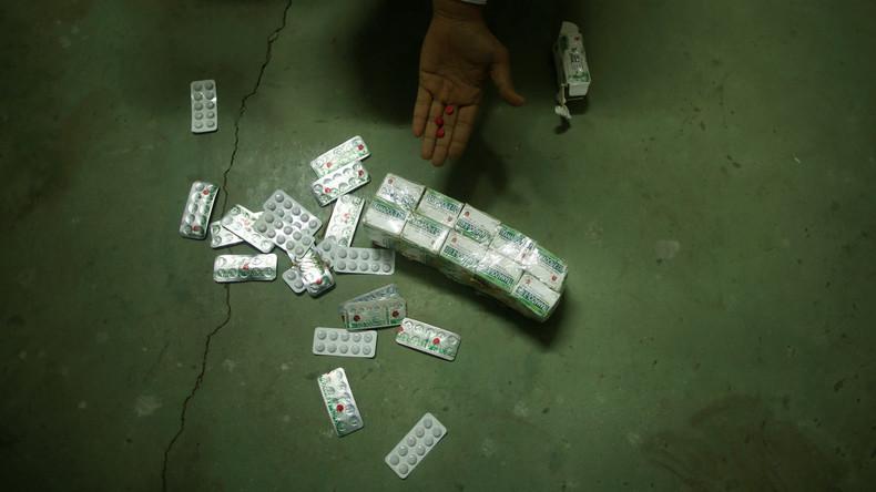 Italienische Polizei beschlagnahmt 24 Millionen Drogenpillen des IS