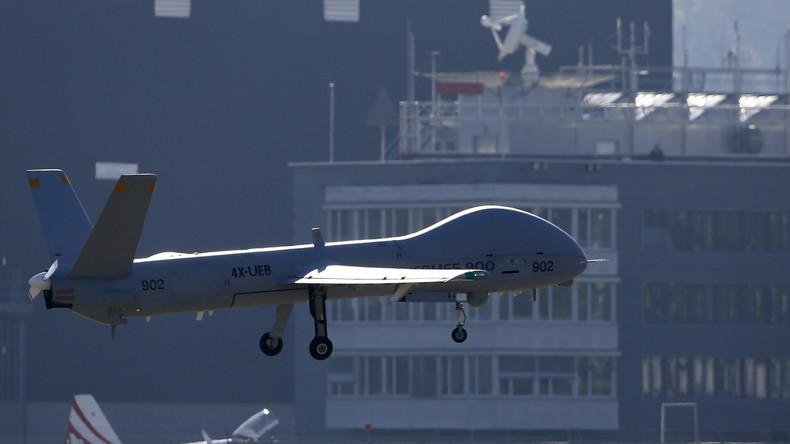 Übungsfeld Nahost-Konflikt: Schweiz testete israelische Drohnen vor Kauf auf umstrittenen Golanhöhen