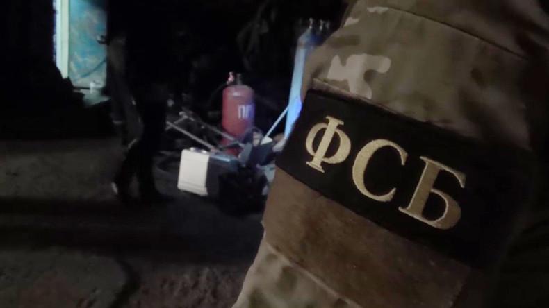 Mitten in Revolutionsvorbereitungen: Extremisten-Zelle in Moskau ausgehoben