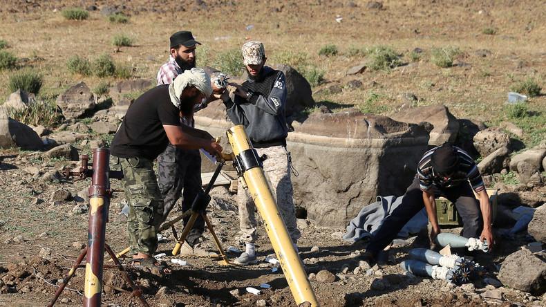Selbstmordanschlag in Golanhöhen etabliert neue Pufferzone zwischen israelischer und syrischer Armee