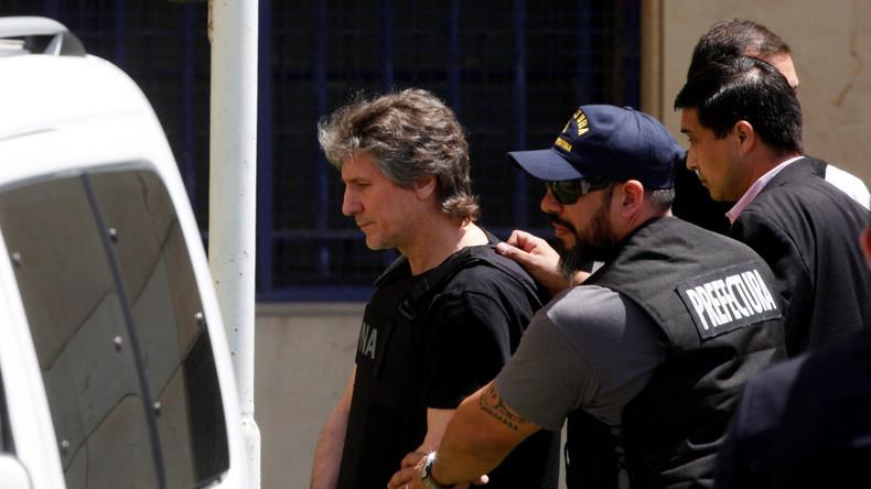 Ex-Vizepräsident Argentiniens kommt in Haft
