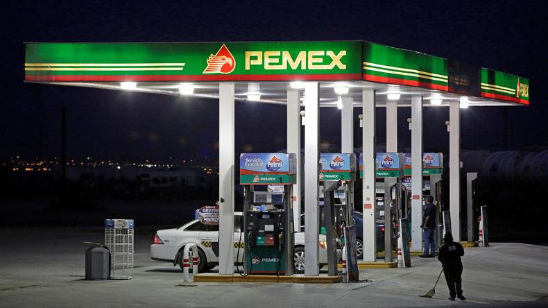 Energiekonzern entdeckt größtes Ölfeld seit 15 Jahren auf mexikanischem Festland