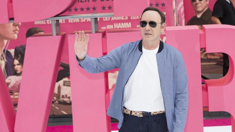 """Netflix kappt Beziehungen zu Kevin Spacey – Film """"Gore"""" wird nicht veröffentlicht"""