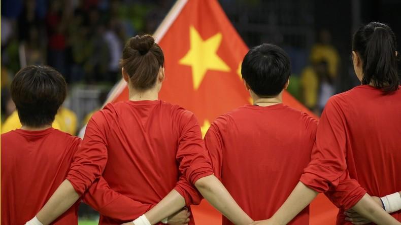 Beleidigung der Nationalhymne wird in China künftig mit bis zu drei Jahren Haft bestraft