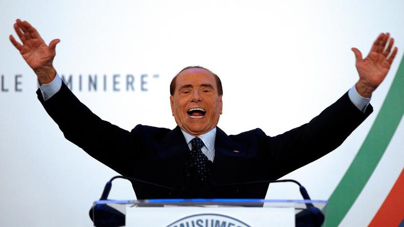 """Der """"unsterbliche"""" Berlusconi hofft auf Comeback durch Sizilienwahl"""