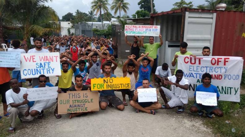 Australien will keine Manus-Flüchtlinge nach Neuseeland lassen