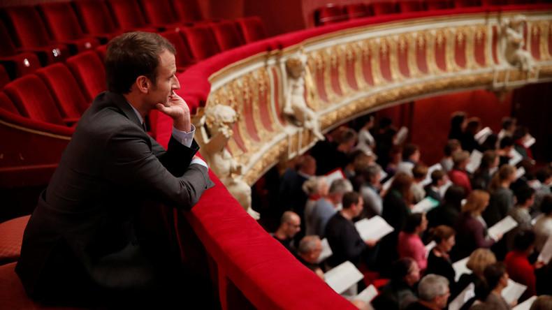 Frauen veröffentlichen Aufruf an Frankreichs Staatschef Emmanuel Macron